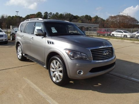 2013 Infiniti QX 56 4WD Data, Info and Specs