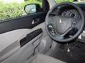 2013 Alabaster Silver Metallic Honda CR-V LX  photo #5