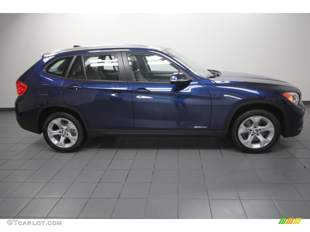 Deep Sea Blue Metallic 2013 Bmw X1 Sdrive 28i Exterior Photo 74573783 Gtcarlot Com