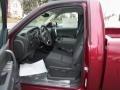 2013 Deep Ruby Metallic Chevrolet Silverado 1500 LT Regular Cab 4x4  photo #15