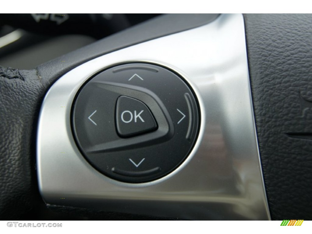 2013 Ford C Max Hybrid Sel Controls Photo 74582462