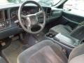 2000 Light Pewter Metallic Chevrolet Silverado 1500 LS Extended Cab 4x4  photo #25