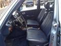 Front Seat of 1985 E Class 300 D Sedan