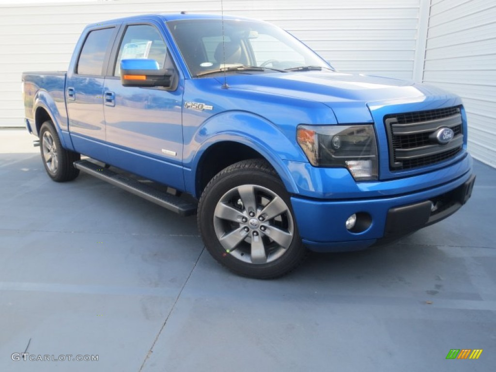 2013 blue flame metallic ford f150 fx2 supercrew 74572679 car color galleries. Black Bedroom Furniture Sets. Home Design Ideas