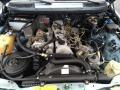 1985 E Class 300 D Sedan 3.0 Liter SOHC 10-Valve Turbo-Diesel Inline 5 Cylinder Engine