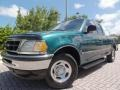 Pacific Green Metallic 1997 Ford F150 Gallery