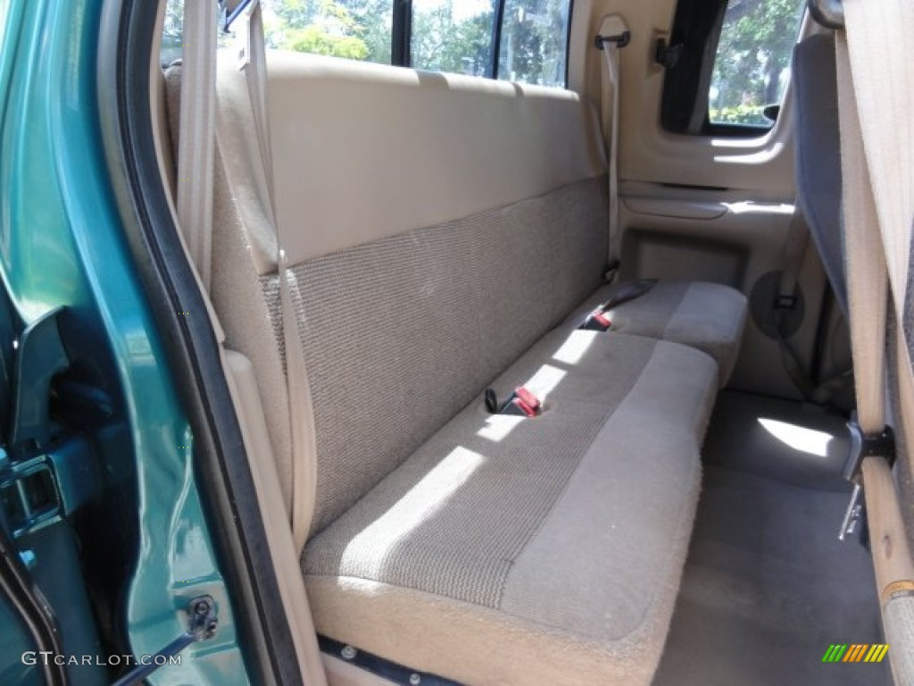 1997 ford f150 xl extended cab rear seat photo 74599472. Black Bedroom Furniture Sets. Home Design Ideas