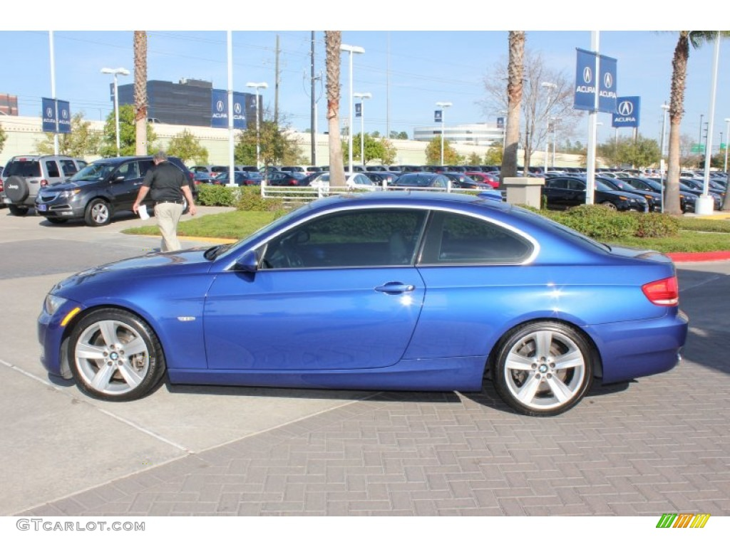 montego blue metallic 2007 bmw 3 series 335i coupe. Black Bedroom Furniture Sets. Home Design Ideas