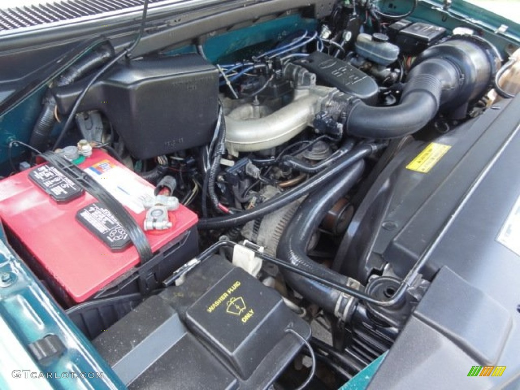 f150 4.6 how to know which engine