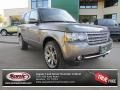 Stornoway Grey Metallic 2010 Land Rover Range Rover Supercharged