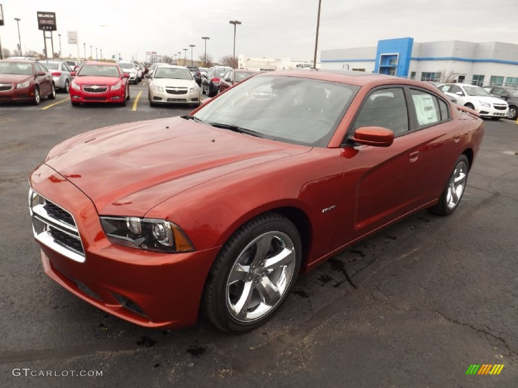 2013 Copperhead Pearl Dodge Charger RT Max 74572718  GTCarLot