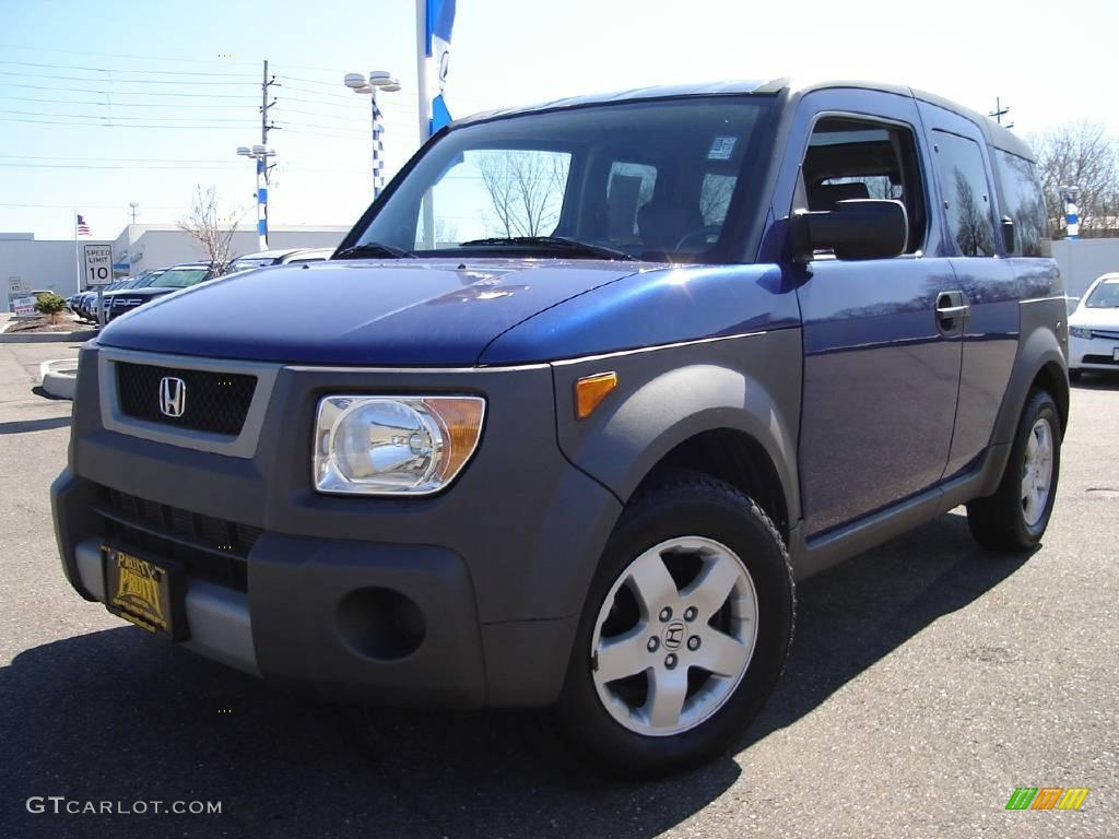 honda element blue   viewing gallery