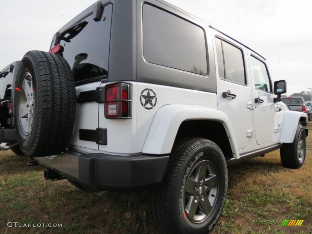 2013 bright white jeep wrangler unlimited oscar mike. Black Bedroom Furniture Sets. Home Design Ideas