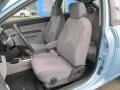 Gray Front Seat Photo for 2009 Hyundai Accent #74639621