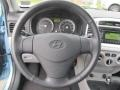 Gray Steering Wheel Photo for 2009 Hyundai Accent #74639679