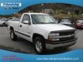 2000 Summit White Chevrolet Silverado 1500 LS Regular Cab 4x4  photo #5
