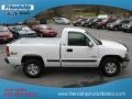 2000 Summit White Chevrolet Silverado 1500 LS Regular Cab 4x4  photo #6