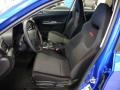 WRX Carbon Black Front Seat Photo for 2013 Subaru Impreza #74646529