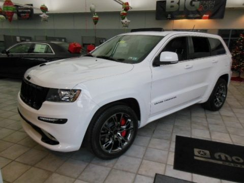 2013 Jeep Grand Cherokee SRT8 Alpine 4x4 Data, Info And Specs