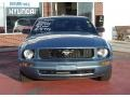 2007 Windveil Blue Metallic Ford Mustang V6 Premium Coupe  photo #9
