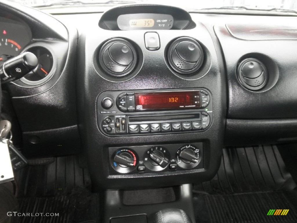 2002 Dodge Stratus R/T Coupe Controls Photos