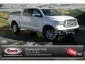 2013 Super White Toyota Tundra Platinum CrewMax 4x4  photo #1