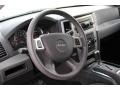 Dark Slate Gray/Light Graystone 2008 Jeep Grand Cherokee Interiors