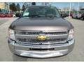 2013 Mocha Steel Metallic Chevrolet Silverado 1500 LS Extended Cab  photo #14