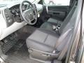 2013 Mocha Steel Metallic Chevrolet Silverado 1500 LS Extended Cab  photo #17
