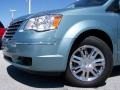 2009 Clearwater Blue Pearl Chrysler Town & Country Limited  photo #11