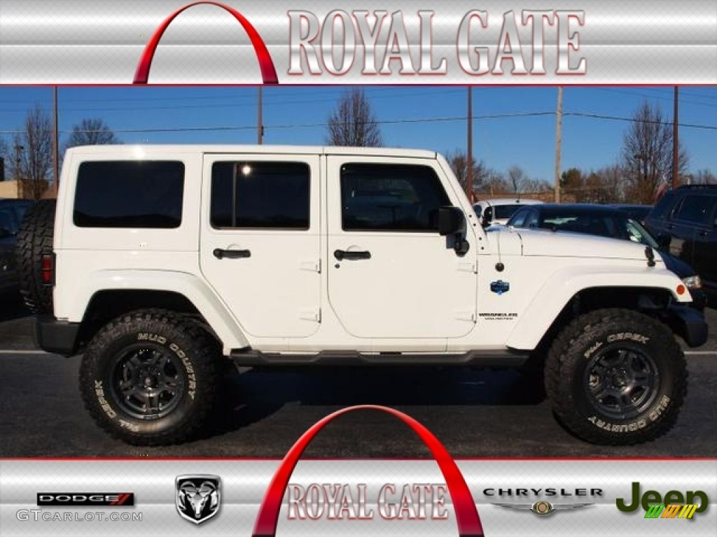 ... Jeep Wrangler White 2014 4 Door