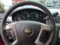 2013 Deep Ruby Metallic Chevrolet Silverado 1500 LTZ Crew Cab 4x4  photo #15
