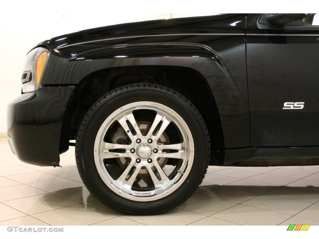 2006 chevrolet trailblazer ss awd custom wheels photos gtcarlot com