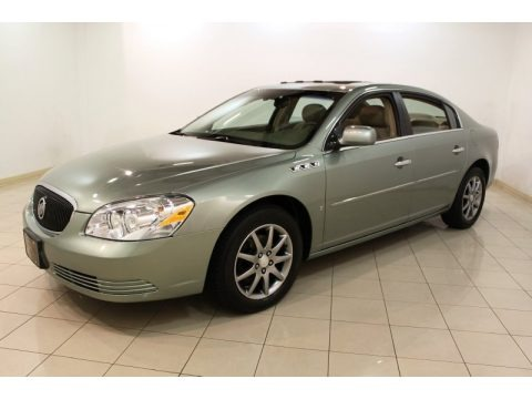 2006 Buick Lucerne CXL Data, Info and Specs