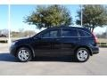 2010 Crystal Black Pearl Honda CR-V EX  photo #2