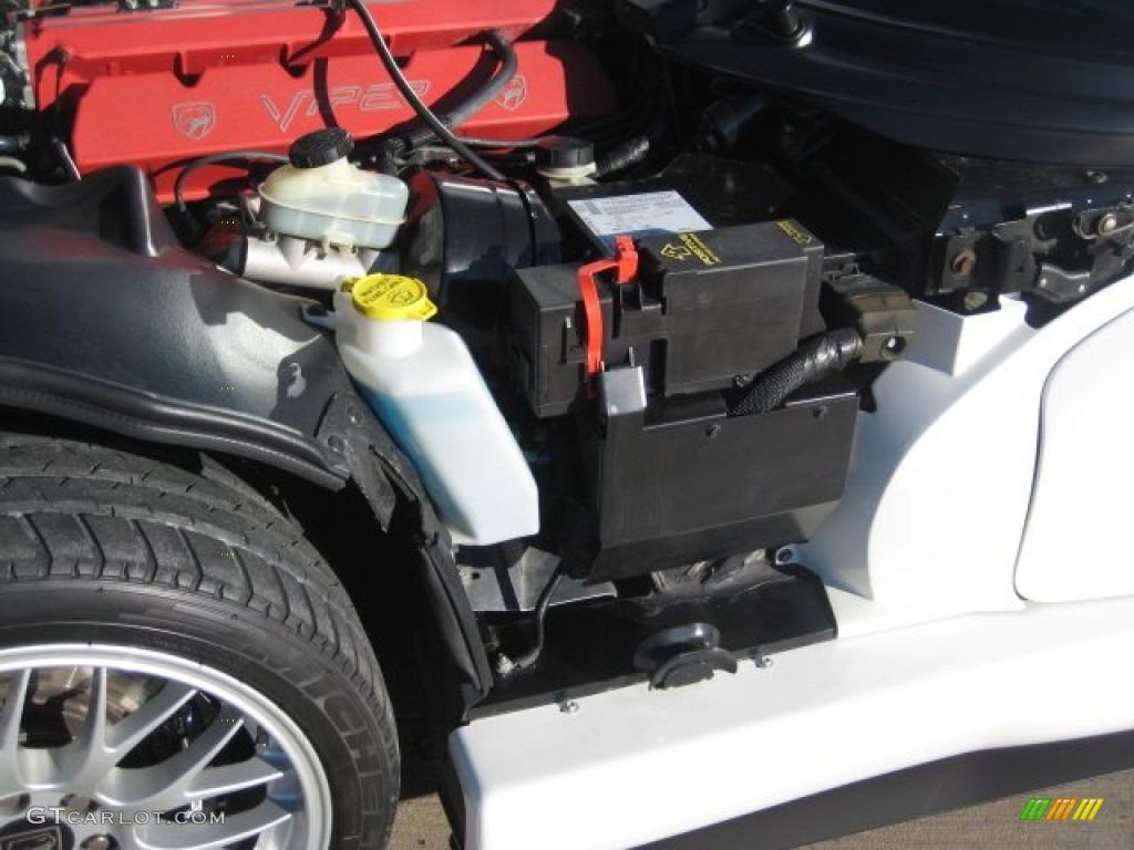 dodge viper gts   liter ohv  valve  engine photo  gtcarlotcom