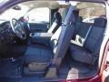2013 Deep Ruby Metallic Chevrolet Silverado 1500 LT Extended Cab 4x4  photo #14