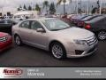 2010 Smokestone Metallic Ford Fusion SEL V6  photo #1