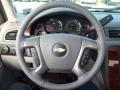 2013 Black Chevrolet Silverado 1500 LTZ Extended Cab 4x4  photo #21