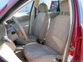 Dark Pebble/Light Pebble Front Seat Photo for 2005 Ford Focus #74773558