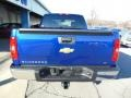 2013 Blue Topaz Metallic Chevrolet Silverado 1500 LT Extended Cab 4x4  photo #7