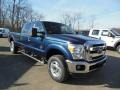 Blue Jeans Metallic 2013 Ford F250 Super Duty Gallery