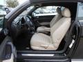 Beige 2013 Volkswagen Beetle Interiors