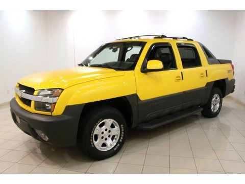 2003 Chevrolet Avalanche 1500 Z71 4x4 Data, Info and Specs