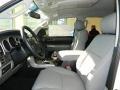 2013 Super White Toyota Tundra SR5 CrewMax 4x4  photo #9