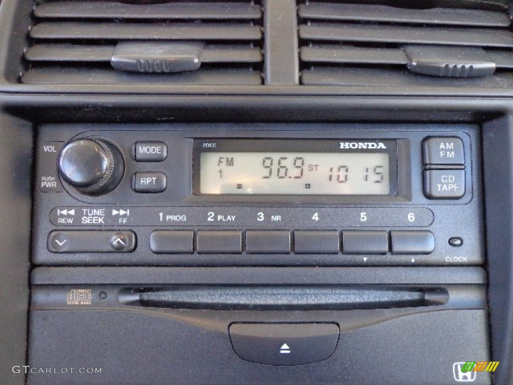 2000 honda civic lx sedan audio system photo 74809365. Black Bedroom Furniture Sets. Home Design Ideas