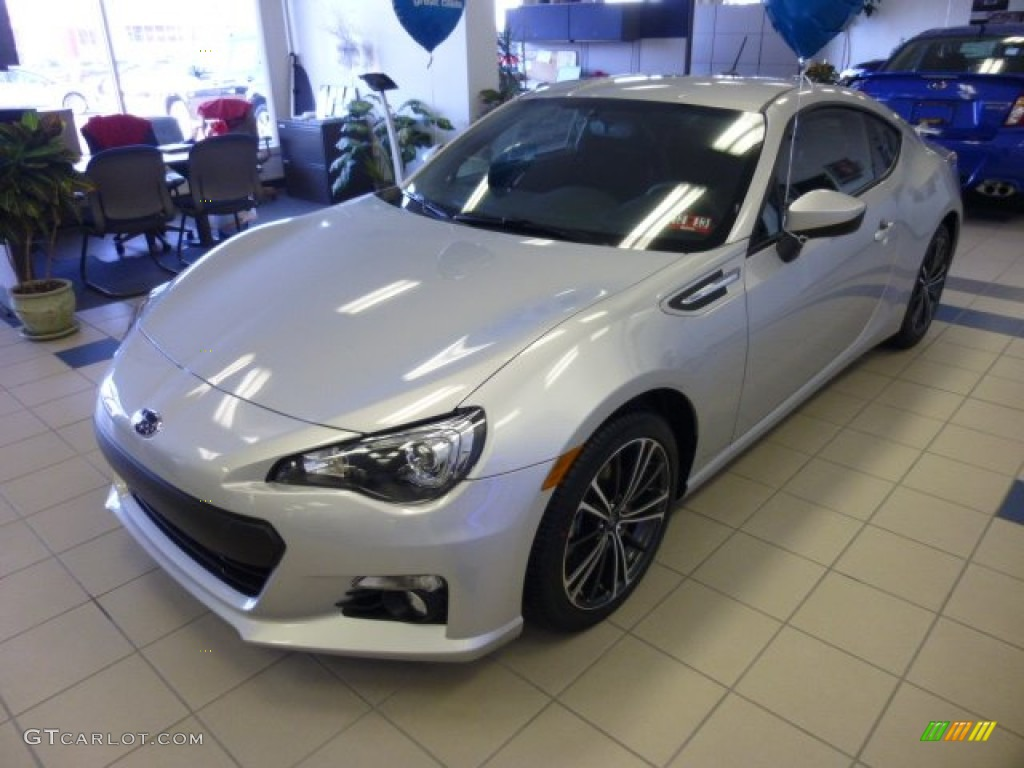 sterling silver metallic 2013 subaru brz limited exterior photo 74812523. Black Bedroom Furniture Sets. Home Design Ideas