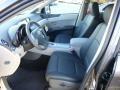 2013 Subaru Tribeca Slate Gray Interior Front Seat Photo