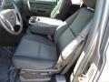 2012 Graystone Metallic Chevrolet Silverado 1500 LT Extended Cab  photo #4