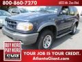 Deep Wedgewood Blue Metallic 2000 Ford Explorer Gallery